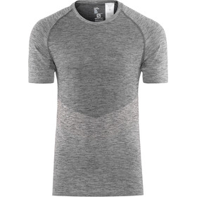 Salomon Allroad t-shirt Heren, graphite